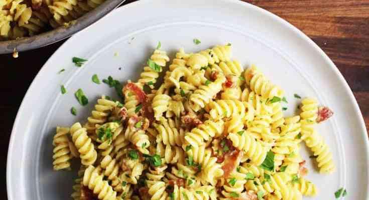 Easy Pasta Carbonara Recipe