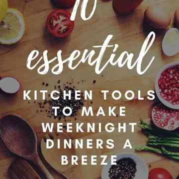 The ultimate tool and gadget guide for weeknight dinners