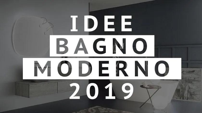 Idee per bagno moderno del 2019