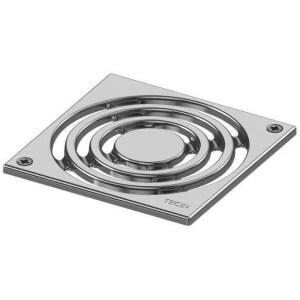 Griglia in acciaio inox 150 mm