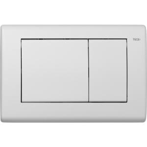 Placca di comando WC con doppio pulsante