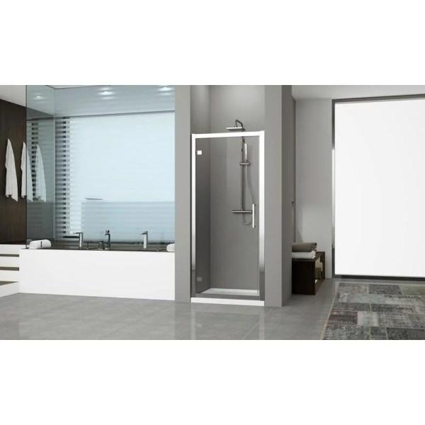 Porta box doccia 70 battente Kuadra 2.0