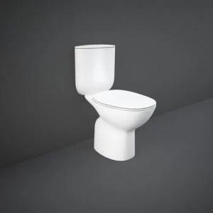 RAK-MORNING WC Monoblocco Rimless