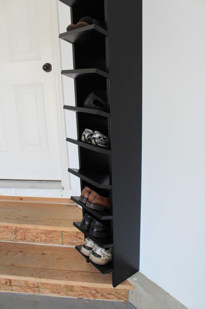 Tall Thin Shoe Rack