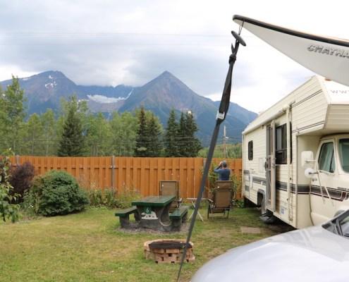 Glacier View RV Park Smithers, BC