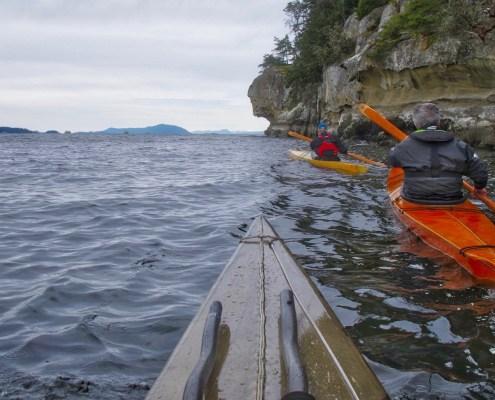 gabriola island kayaking