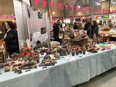 Carcassonne-April-2019-craft-fair-Caunes-Minervois-3
