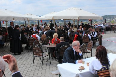 People-on-the-hill-above-Skien-Norwegian-Constitution-Day