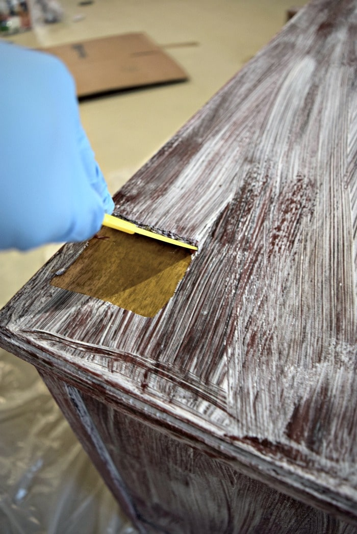 How To Easily Remove Paint Amp Varnish From Old Furniture