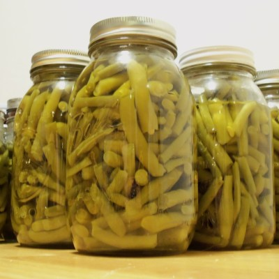 Canning & Preserving: How to Can Green Beans