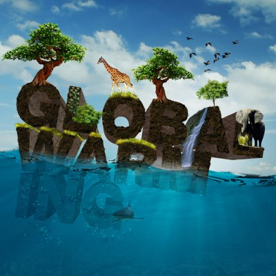 Solar Energy-One Solution to Global Warming