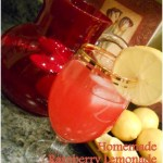 Recipe: Homemade Raspberry Lemonade
