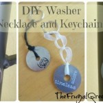 Customized DIY Jewelry Made From Washers