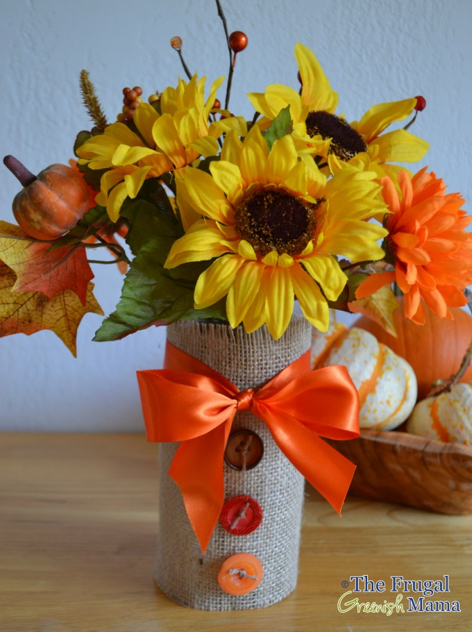 DIY Fall place setting 3