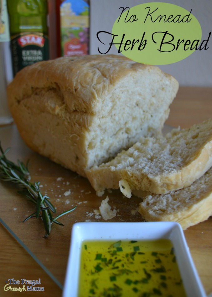herb bread finished #shop
