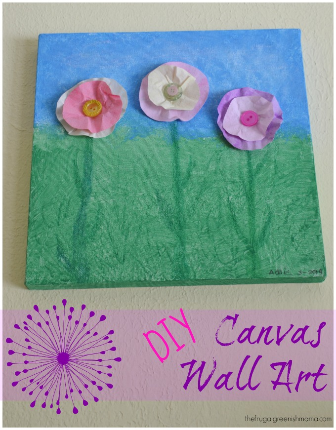 Canvas Wall Art #Shop #cbiads #colorfulcreations & Creating Canvas Wall Art with Crayola - Our Homemade Life