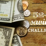 52 Week Guide to Saving Money