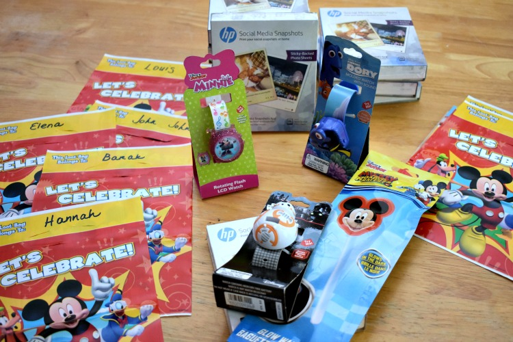 Disney Kids Mickey Party Goody Bags