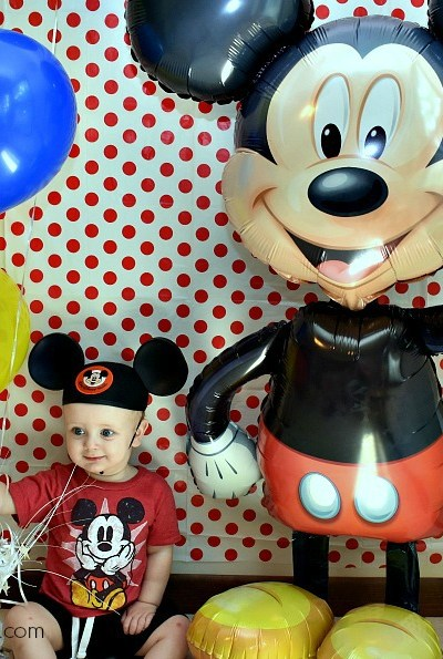 Disney Kids Mickey Party – The Magic is Endless