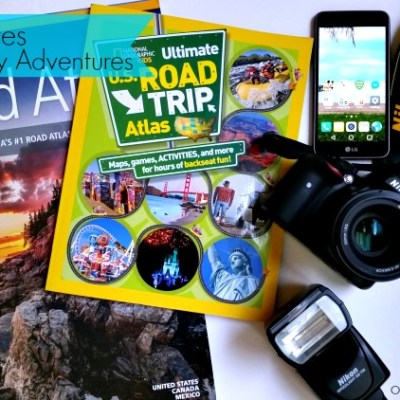 Ten Must Haves for Family Adventures this Summer