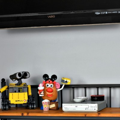How to Hide the Cords from Your Wall-Mounted TV