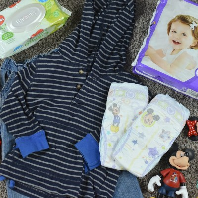 How I Became Grateful for Diapers