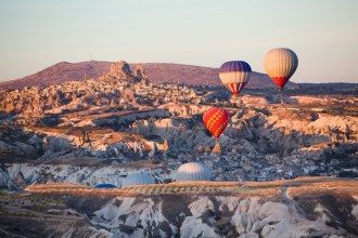 Cappadocia turkey honeymoon destinations