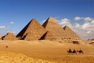 Journey to the Pyramids of Giza, Egypt Honeymoon Destinations