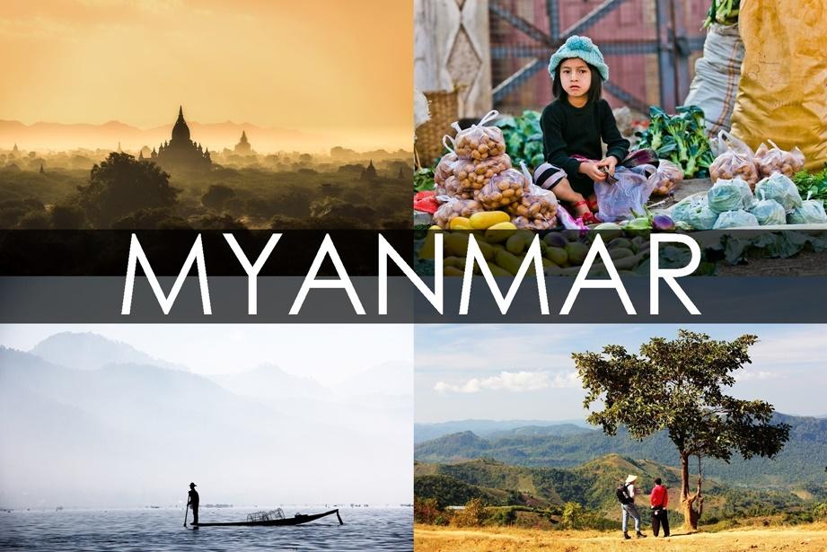 Myanmar Honeymoon Destinations