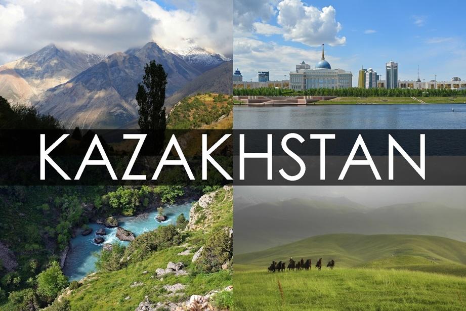 Kazakhstan Honeymoon