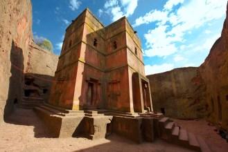 lalibela church eithiopia