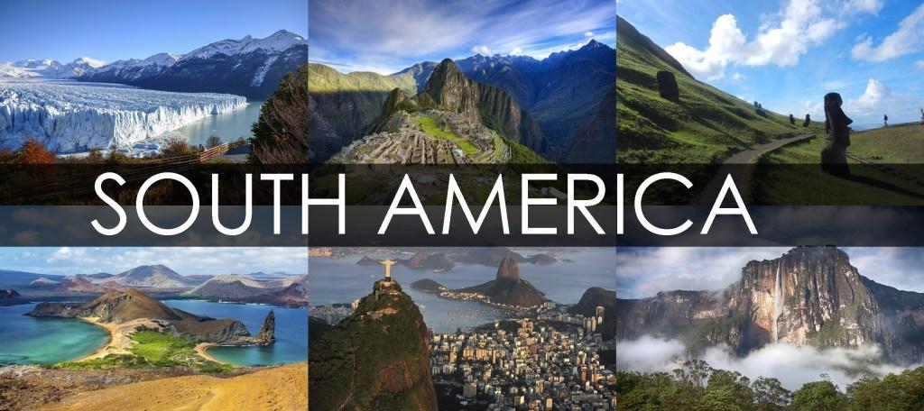South America Honeymoon Destinations