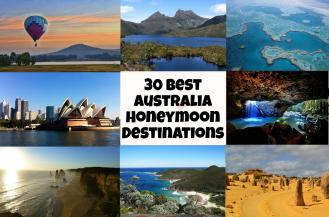 30 Best Australia Honeymoon Destinations