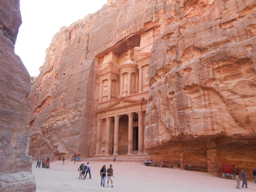 Petra - The Rose City