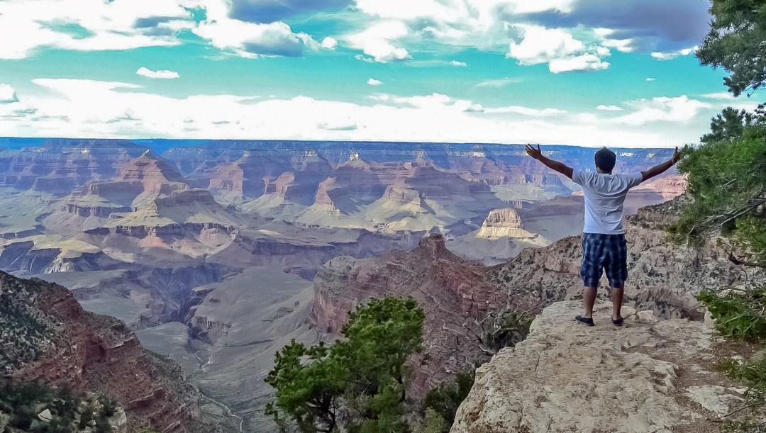 Hello, Grand Canyon