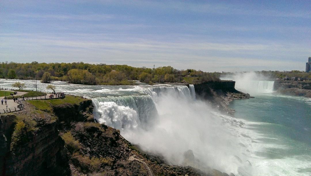 Niagara Falls yet again