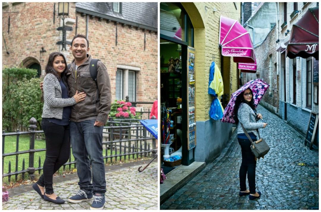 Romantic weekend in Bruges