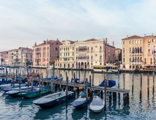 Romantic Venice