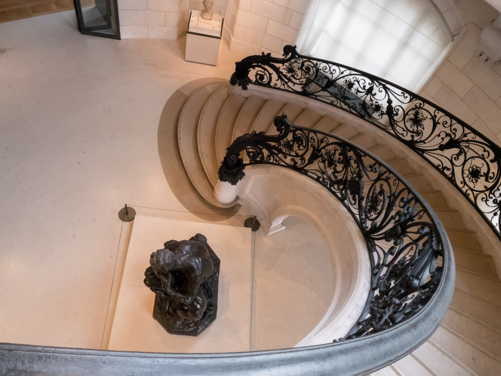 Palais Royal stairs