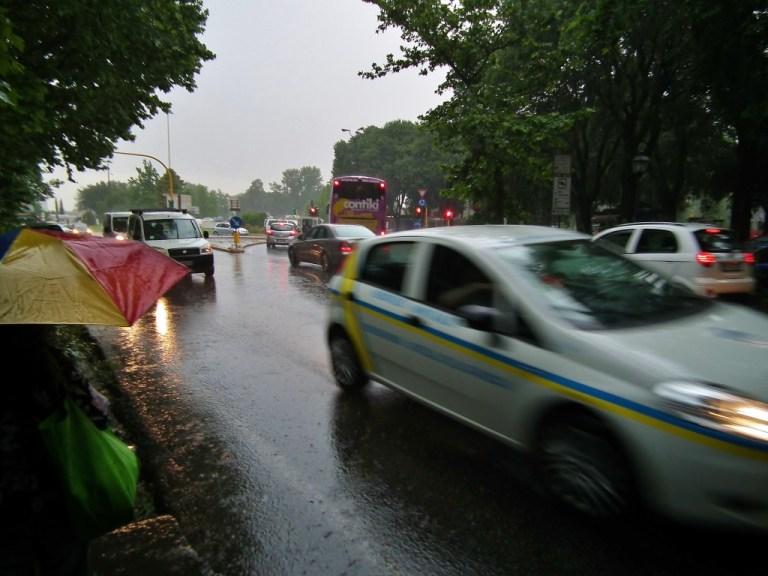A Firenze Thunder Storm