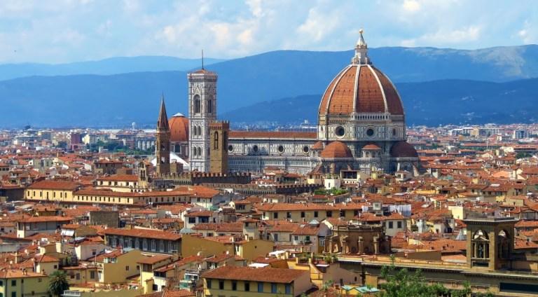 The Duomo in Firenze
