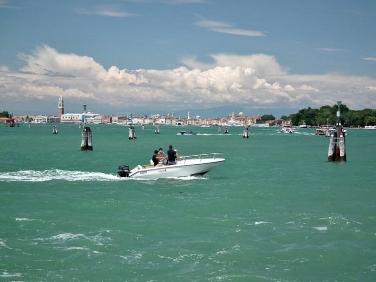 Venice by sea