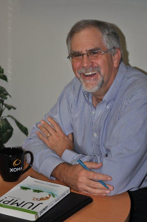 Joe Miller's Facebook Profile Photo with JUMP!