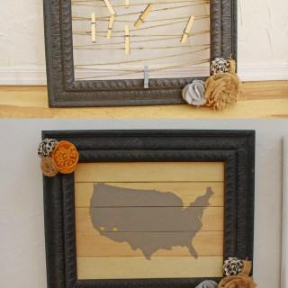 USA Map Art Tutorial