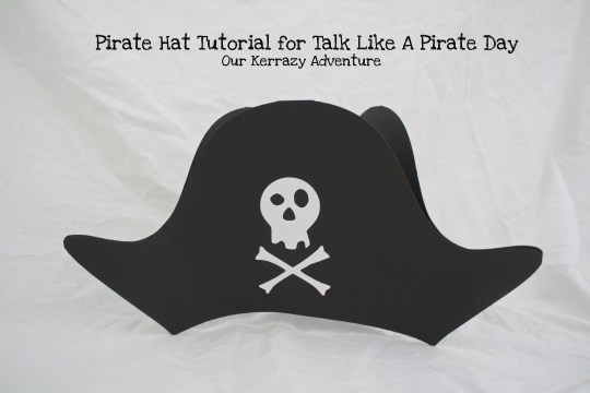 Pirate Hat Tutorial