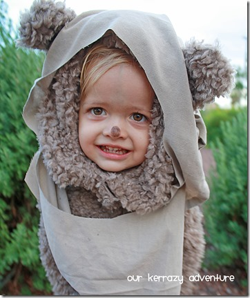 Ewok Costume Family Costume themes