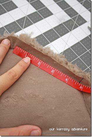 Sewing an Ewok Costume