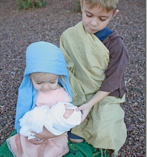 Nativity Play Program