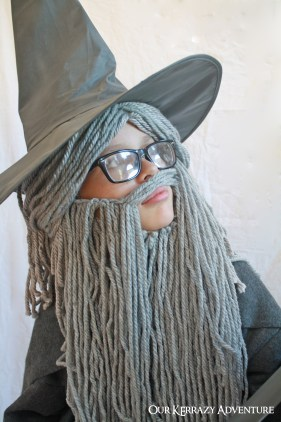 Diy gandalf costume tutorial our kerrazy adventure how to make a gandalf costume lotr costumes solutioingenieria Images