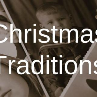 Christmas Traditions: Sharing Family Pictures